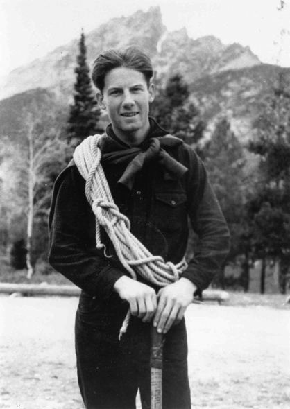 Paul Petzoldt Sun Valley Guide