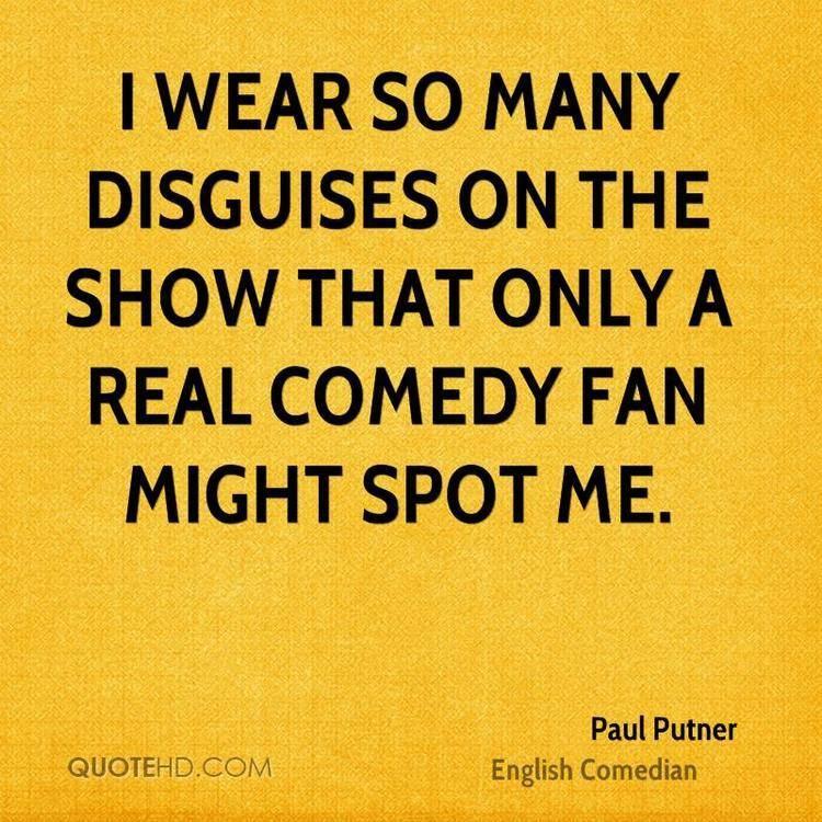 Paul Putner Paul Putner Quotes QuoteHD