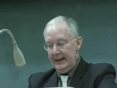 Paul Rabinow Paul Rabinow Frazer Lecture 2008 on Anthropology YouTube