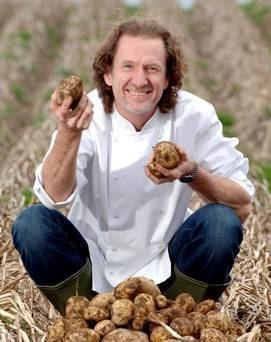 Paul Rankin From 15 restaurants to one Paul Rankin reveals how he expanded