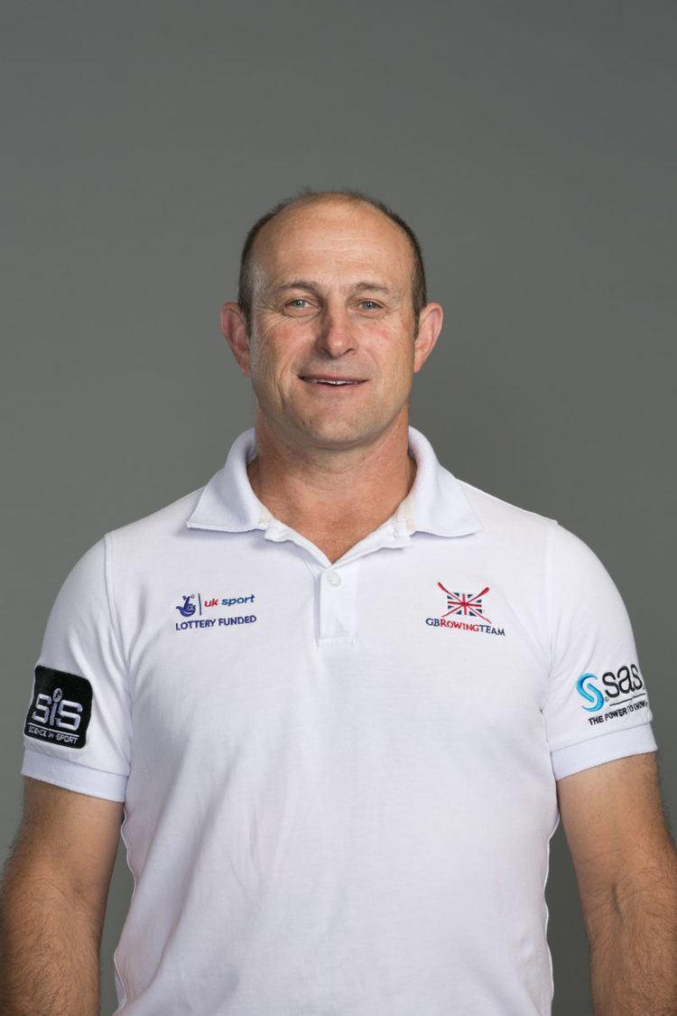 Paul Reedy Paul Reedy British Rowing