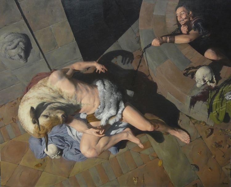 Paul Reid (artist) Home