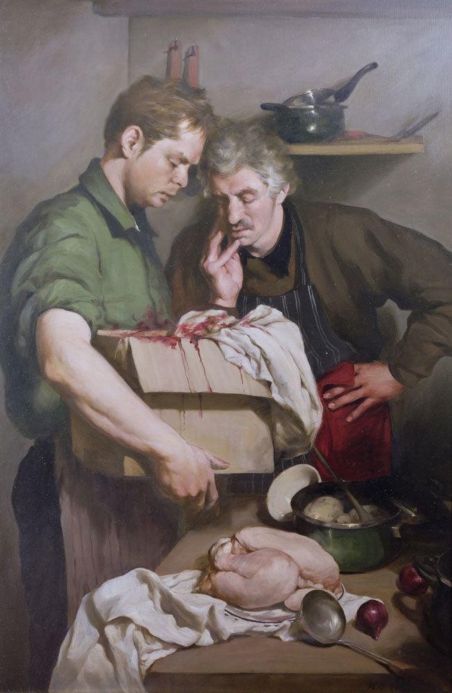 Paul Reid (artist) Paul Reid 108 Fine Art