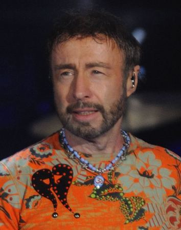 Paul Rodgers Paul Rodgers is The Voice