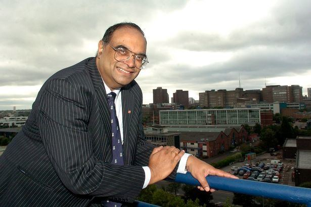 Paul Sabapathy New deputy lieutenants appointed for West Midlands