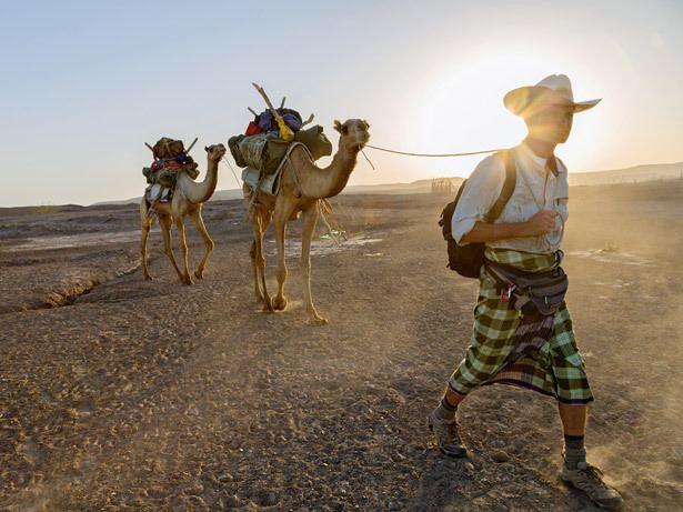 Paul Salopek To Walk the World