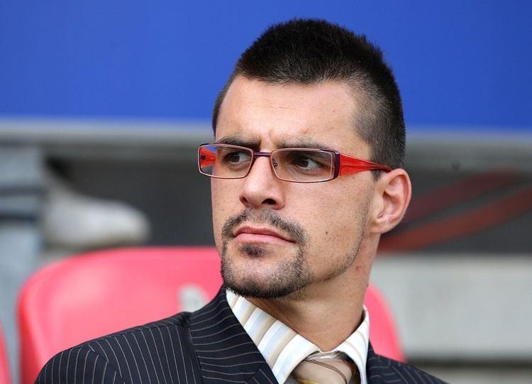 Paul Scharner Football fashion crimes Paul Scharner39s red glasses Who
