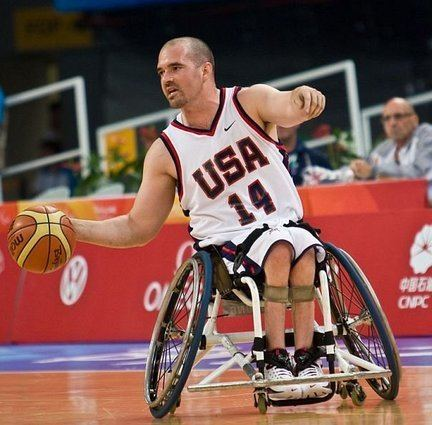 Paul Schulte (basketball) Paralympic athletes to put on basketball clinic masslivecom