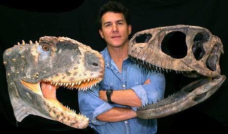 Paul Sereno paul sereno dinosaurs paul science science sereno