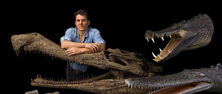 Paul Sereno Paul Sereno Paleontologist The University of Chicago