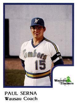 Paul Serna Paul Serna Gallery The Trading Card Database