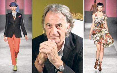 Paul Smith (fashion designer) Sir Paul Smith Its clothes I love not fashion Telegraph