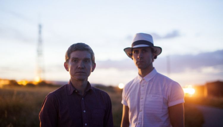 Paul Smith (rock vocalist) Album Stream Paul Smith Maximo Park and Peter Brewis