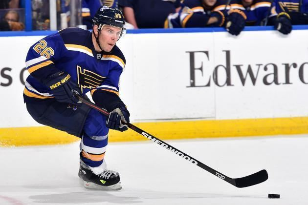 Paul Stastny Paul Stastny Injury Updates on Blues Star39s Shoulder and
