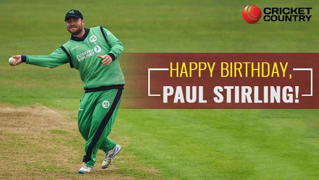 Paul Stirling 14 facts about the aggressive Irish batsman Cricket
