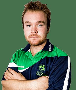 Paul Stirling Cricket Ireland