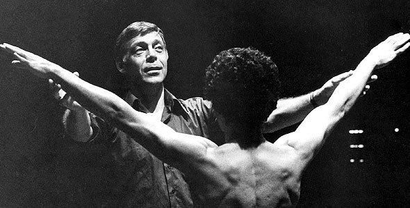 Paul Taylor (choreographer) Paul Taylor About Paul Taylor American Masters PBS