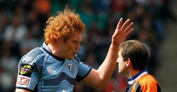 Paul Tito Paul Tito Cardiff Blues Rugby World