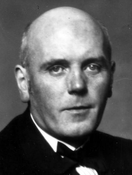 Paul Troost Troost Prof Paul Ludwig WW2 Gravestone
