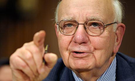 Paul Volcker Paul Volcker tells Senate risky banking activity is like