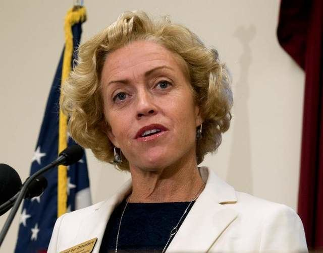 Paula Coughlin Tailhook39s whistleblower talks sexual assault Navy