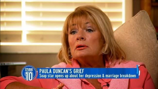 Paula Duncan Paula Duncan opens up about depression marriage breakdown