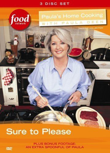 Paula's Home Cooking Paula39s Home Cooking TV Show News Videos Full Episodes and More