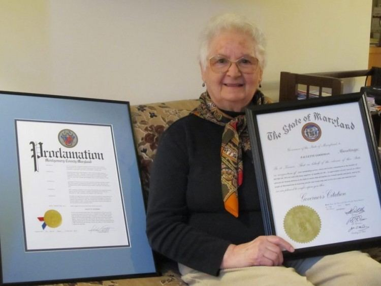 Paulette Goodman A Milestone Year for Paulette Goodmans Advocacy Efforts