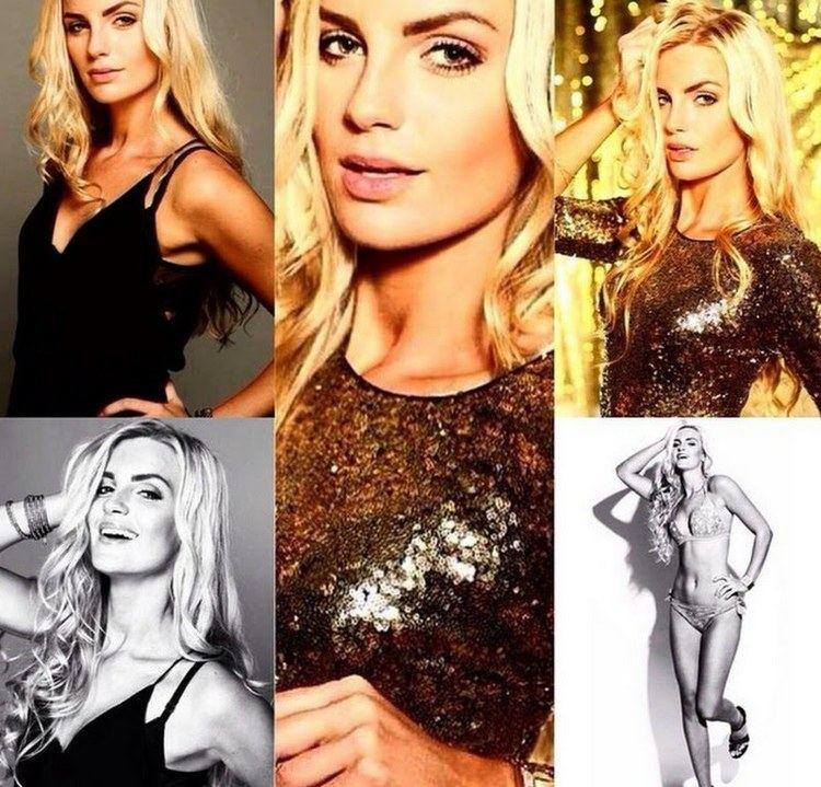 Paulina Brodd Paulina Brodd Miss Universe Sweden 2015 YouTube