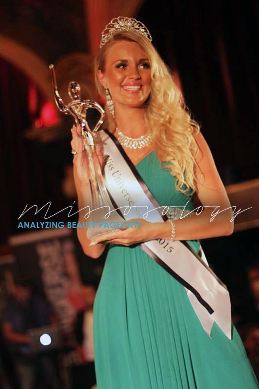 Paulina Brodd Paulina Brodd is Miss Universe Sweden 2015 Missosology