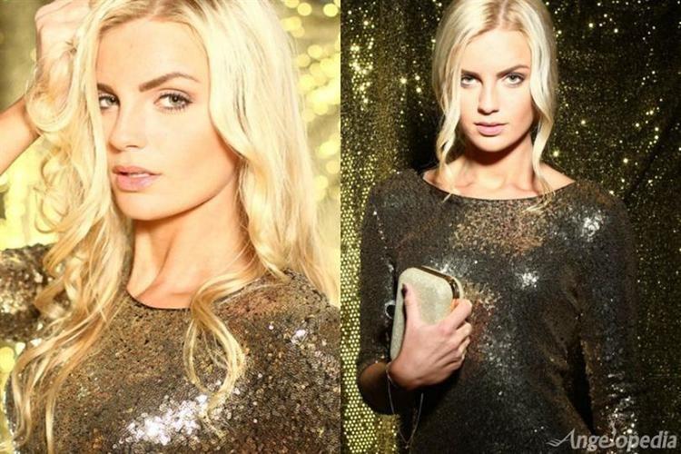 Paulina Brodd Paulina Brodd crowned Miss Universe Sweden 2015 Angelopedia