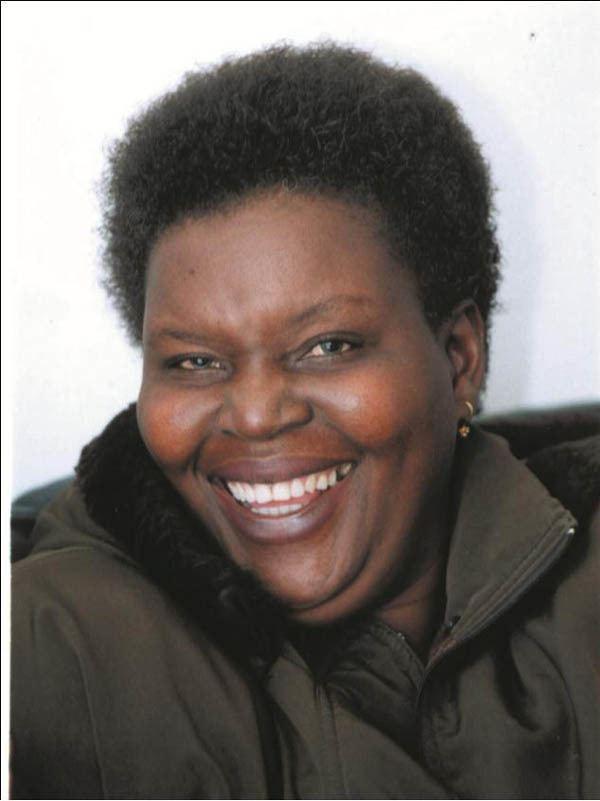 Paulina Chiziane Fotos de Paulina Chiziane Escritora Moambicana
