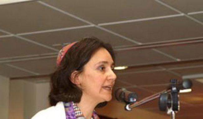 Pauline Bebe Pauline Bebe premire rabbin femme de France Marie Claire