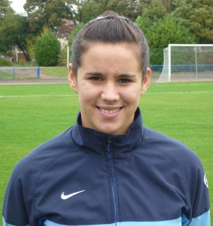 Pauline Crammer Joueur Pauline CRAMMER club Football FC FMININ HNIN