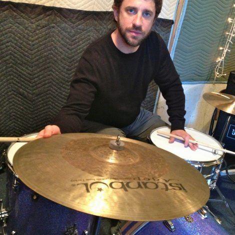 Paulo Baldi Istanbul Cymbals Paulo Baldi