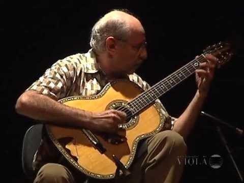 Paulo Bellinati Paulo Bellinati e Weber Lopes plays Violo Virado WLopes