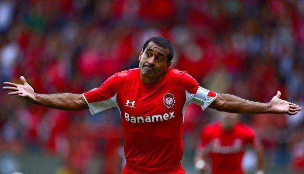 Paulo da Silva Paulo da Silva con ganas de seguir en el Toluca 100x100