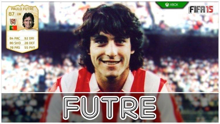 Paulo Futre FIFA 15 Legend Review Paulo Futre YouTube