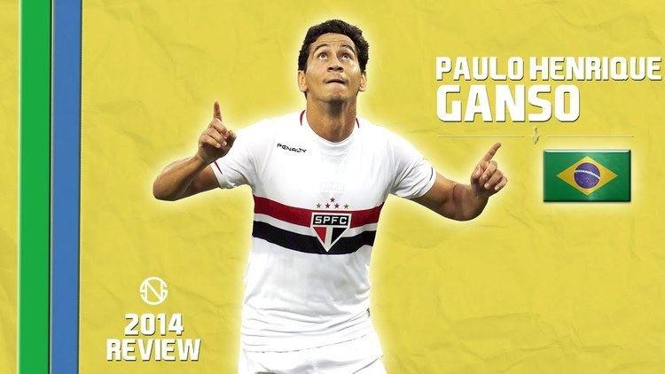Paulo Henrique Ganso PAULO HENRIQUE GANSO Goals Skills Assists So Paulo 2014 HD