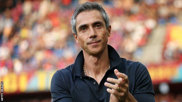 Paulo Sousa BBC Sport Paulo Sousa ExQPR amp Swansea boss unveiled at