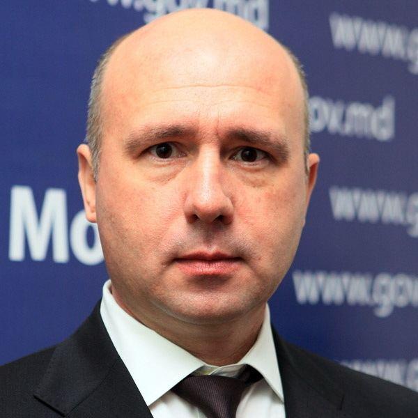 Pavel Filip Pavel Filip Ministrul Tehnologiei Informaiei i