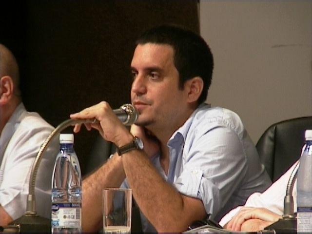 Pavel Giroud OMERT Programa Ibermedia