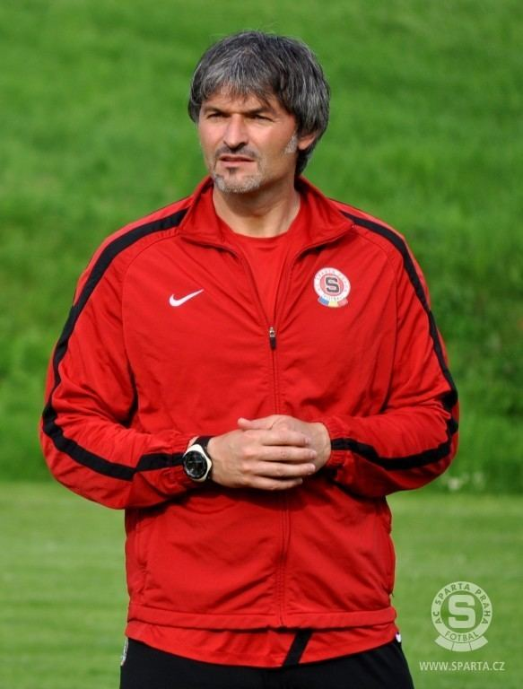 Pavel Srníček Member detail AC Sparta Praha