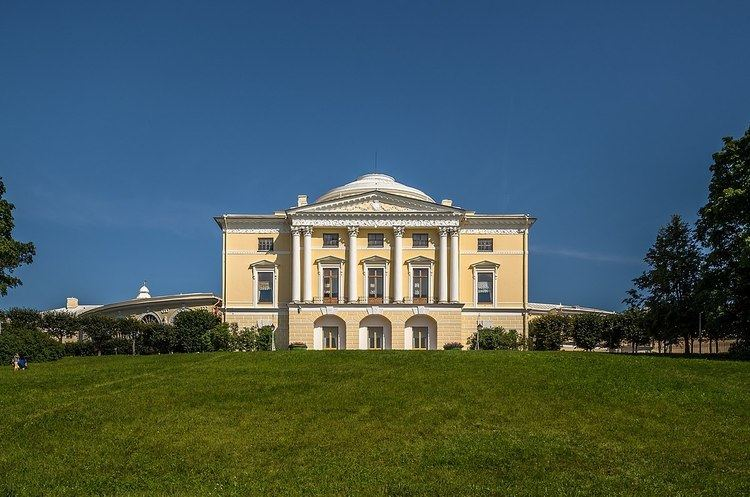 Pavlovsk Palace - Alchetron, The Free Social Encyclopedia