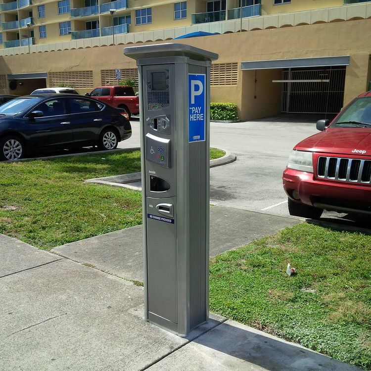Pay-by-plate parking