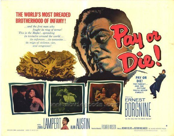 Pay or Die Overlooked Movies Pay Or Die1960 Not The Baseball Pitcher