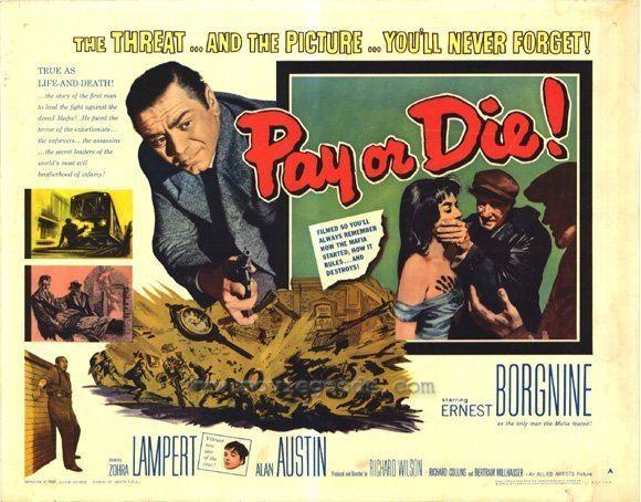 Pay or Die Pay or Die 1960 Richard Wilson Twenty Four Frames