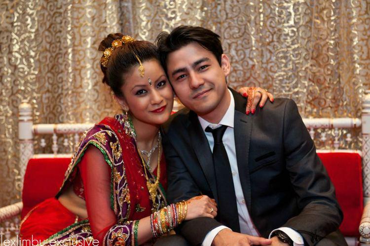 Payal Shakya Sarun and Payal Get Married Lexlimbu