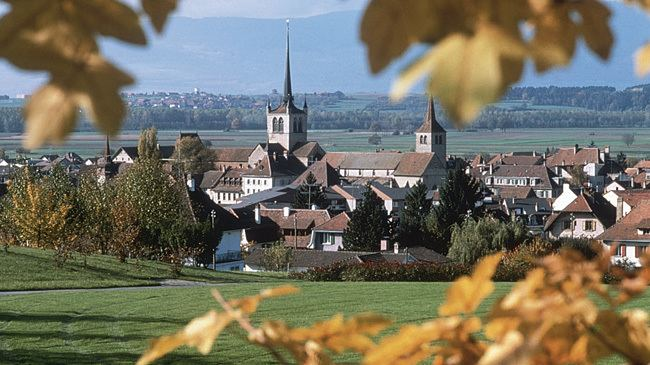 Payerne in the past, History of Payerne