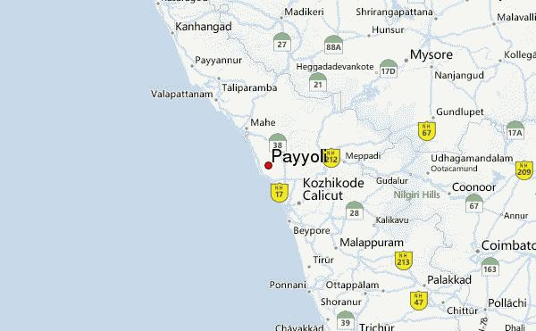 Payyoli Payyoli Weather Forecast